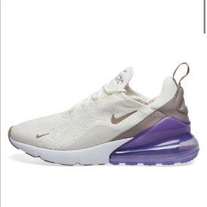Nike Air 270 Purple